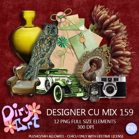 Designer CU Mix 159
