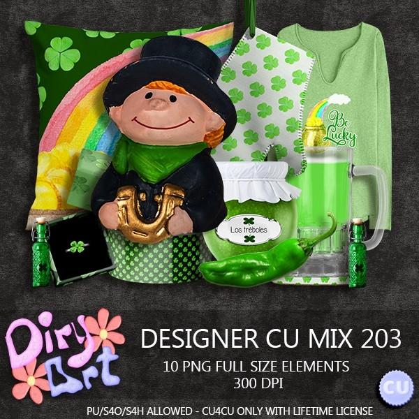 Designer CU Mix 203
