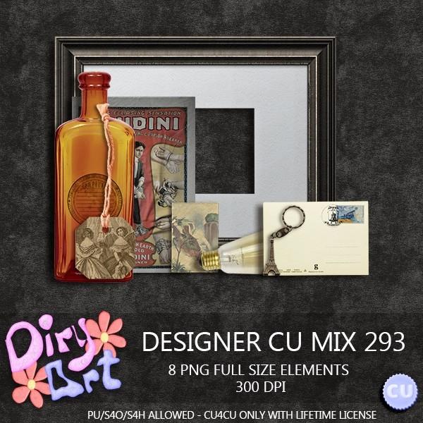 Designer CU Mix 293