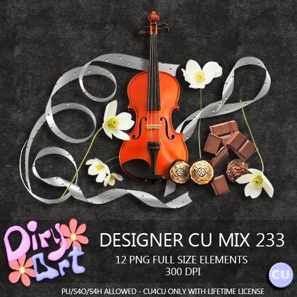 Designer CU Mix 233
