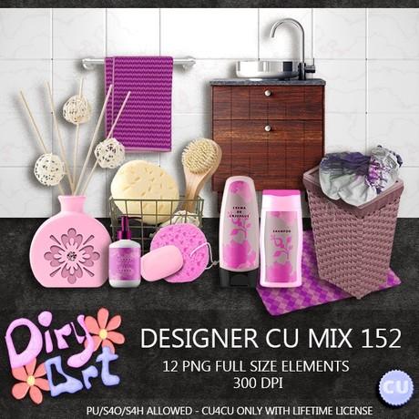 Designer CU Mix 152