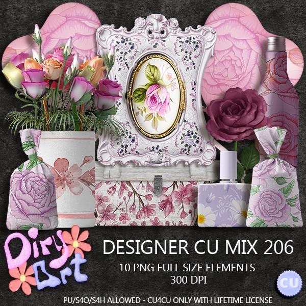 Designer CU Mix 206