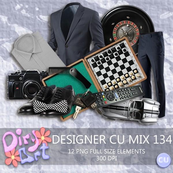 Designer CU Mix 134