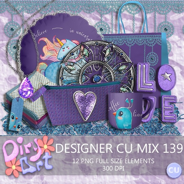 * Designer CU Mix 139 *