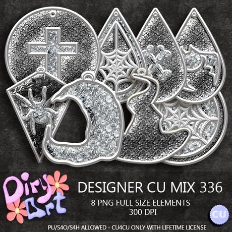 Designer CU MIx 336