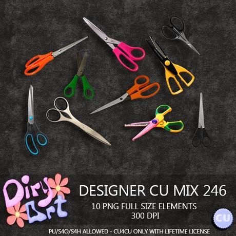 Designer CU Mix 246