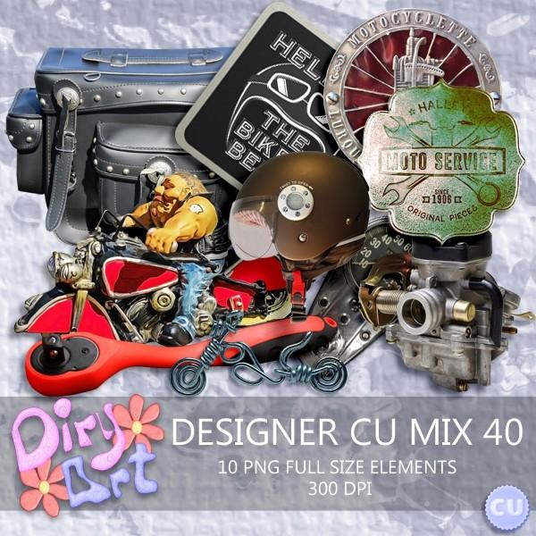 Designer CU Mix 40