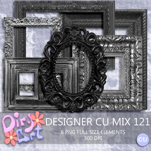 * Designer CU Mix 121 *