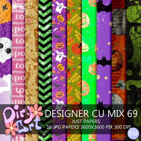 Designer CU Mix 69