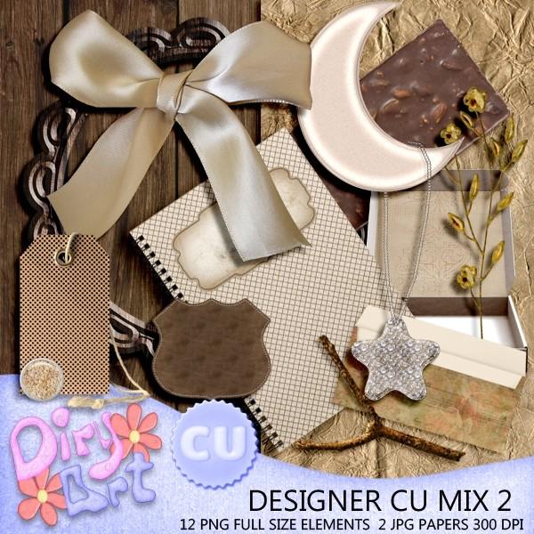 * Designer CU Mix 2 *
