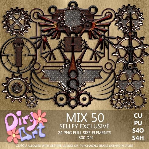 Exclusive Mix 50