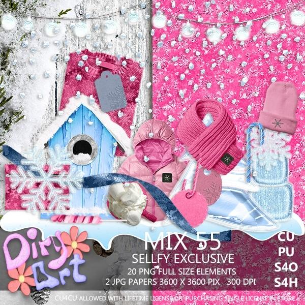 Exclusive Mix 55