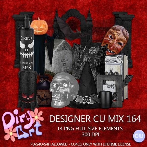 Designer CU Mix 164