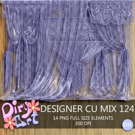 * Designer CU Mix 124 *