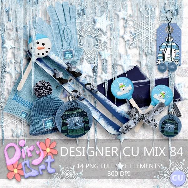 Designer CU Mix 84