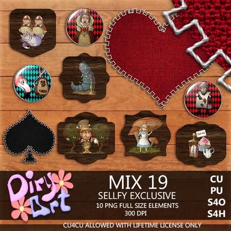 Exclusive Mix 19