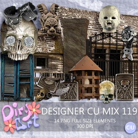 Designer CU Mix 119