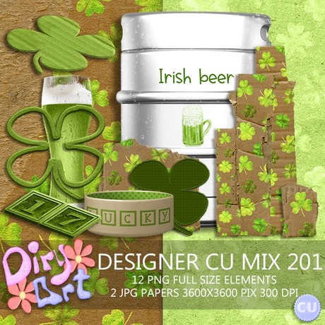 Designer CU Mix 201