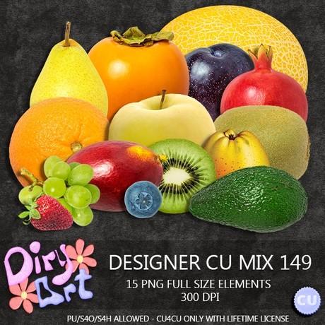 Designer CU Mix 149