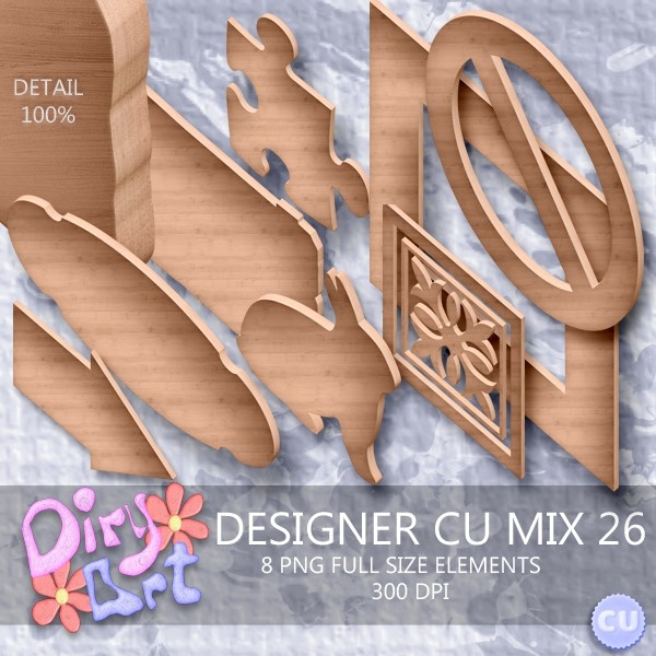 Designer CU Mix 26