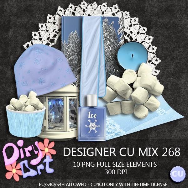 Designer CU Mix 268