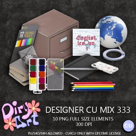 Designer CU Mix 333