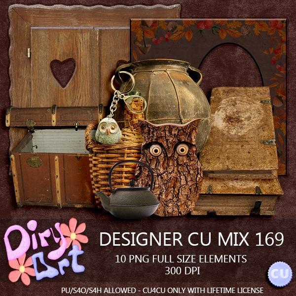 Designer CU Mix 169
