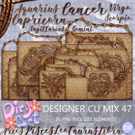 Designer CU Mix 47