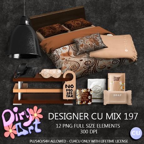 Designer CU Mix 197