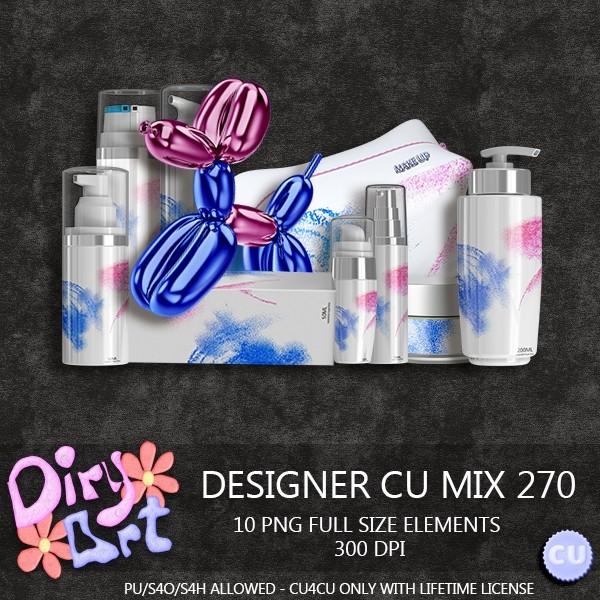 Designer CU Mix 270