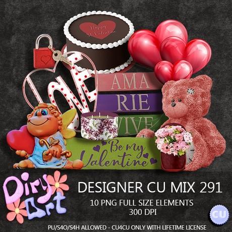 Designer CU Mix 291