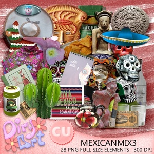 Mexican Mix 3