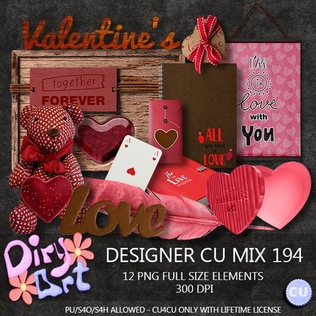 Designer CU Mix 194