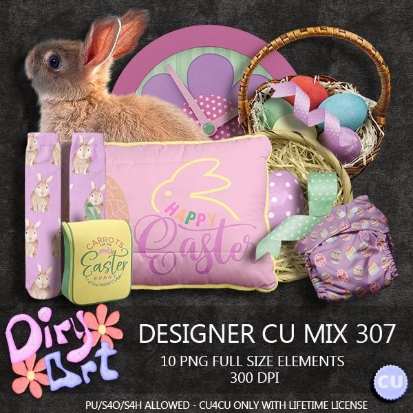 Designer CU Mix 307
