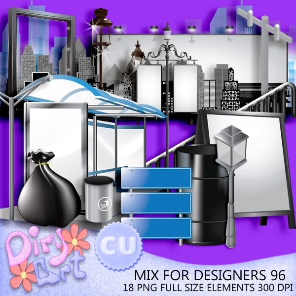 Mix for Designers 96