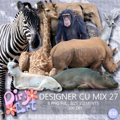Designer CU Mix 27