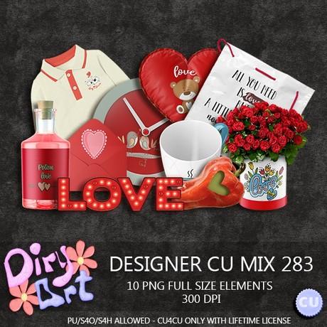 Designer CU Mix 283
