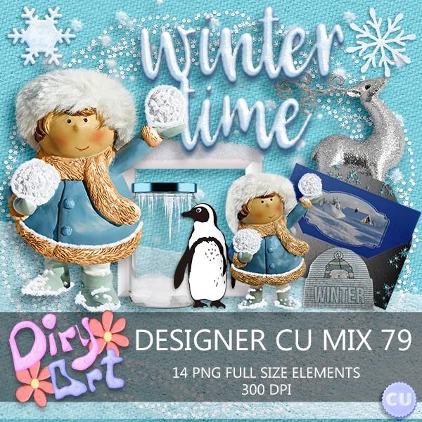 Designer CU Mix 79