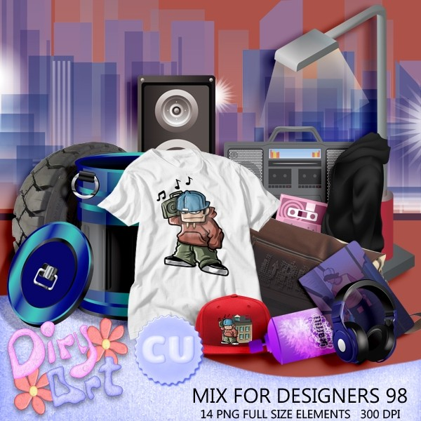Mix for Designers 98
