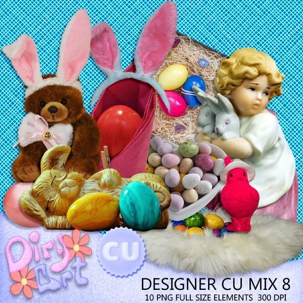 Designer CU Mix 8