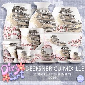 Designer CU Mix 113