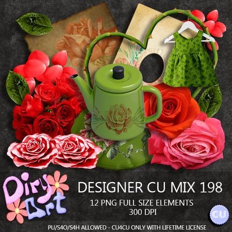 Designer CU Mix 198