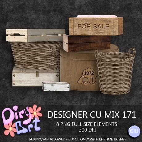 Designer CU Mix 171
