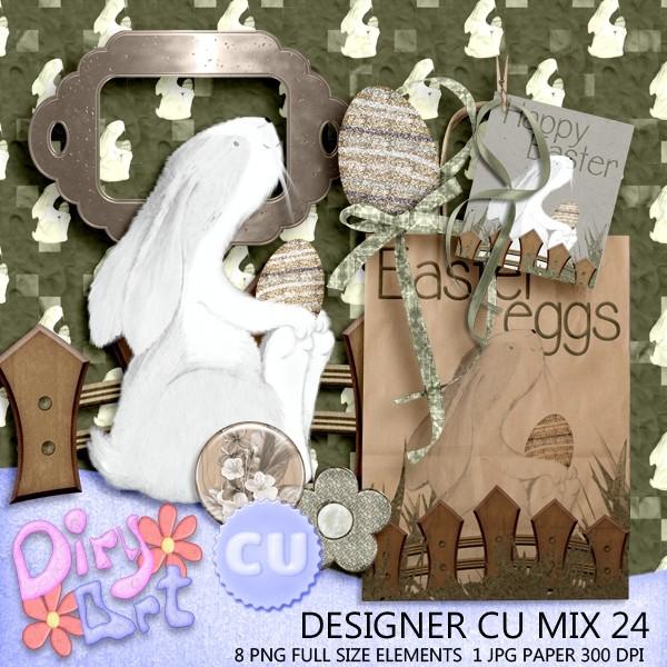 Designer CU Mix 24