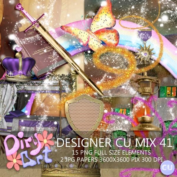 Designer CU Mix 41