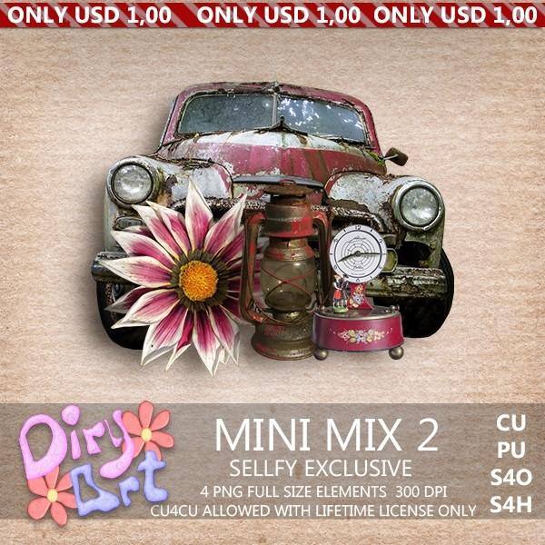 Mini Mix 2 - Exclusive