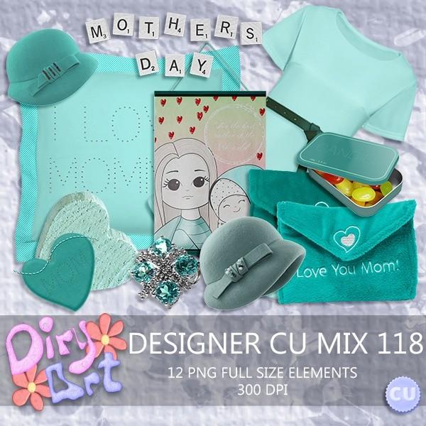 Designer CU Mix 118