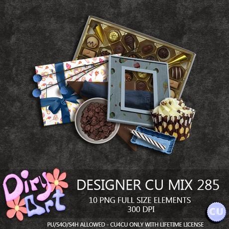 Designer CU Mix 285