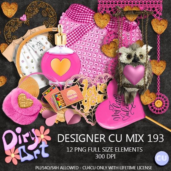 Designer CU Mix 193