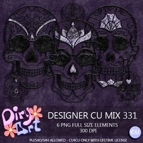Designer CU Mix 331